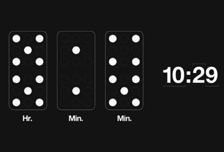 reloj domino 2
