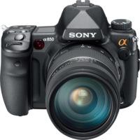 Sony Alpha A850, A550 y A500 hacen su debut