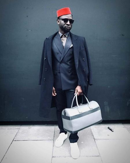 El Primer Dia De La Semana De La Moda De Londres Nos Presenta Fabulosos Looks Para Desafiar El Invierno 05