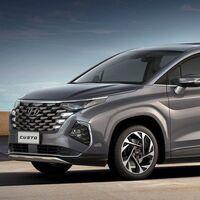 Hyundai Custo: la minivan de tamaño de Santa Fe que quiere realmente aprovechar la comodidad y espacio