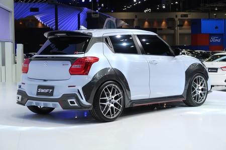 Suzuki Swift Extreme Concept 8