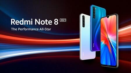 """Redmi Note 8 2021: Xiaomi """"revive"""" uno de sus smartphones más populares, pero no es lo que se esperaba"""