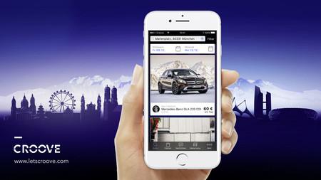 Croove, así está probando Mercedes-Benz el car sharing entre vehículos particulares en Alemania