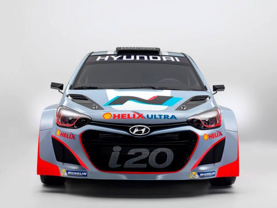Foto de Hyundai Shell World Rally Team (6/22)