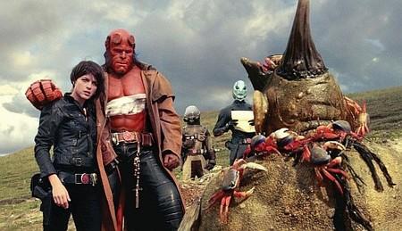 Hellboy: El ejército dorado y un sinfín de criaturas innecesarias