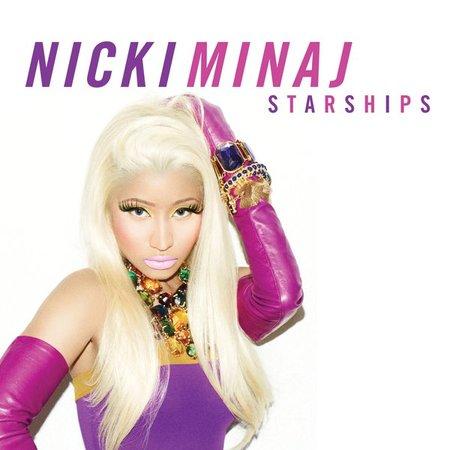 Nicki Minaj por fin elige single... Starship es la locura del momento