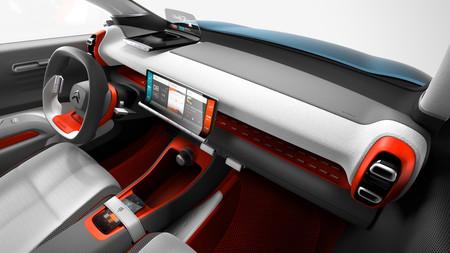Citroen C Aircross Concept 35
