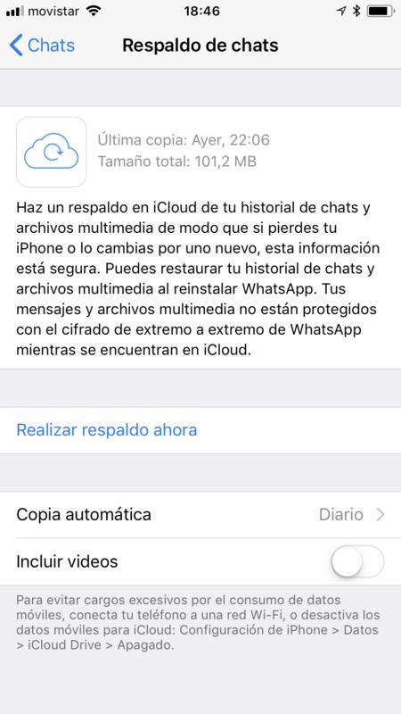 Qué puedes hacer para proteger tu copia de seguridad de WhatsApp