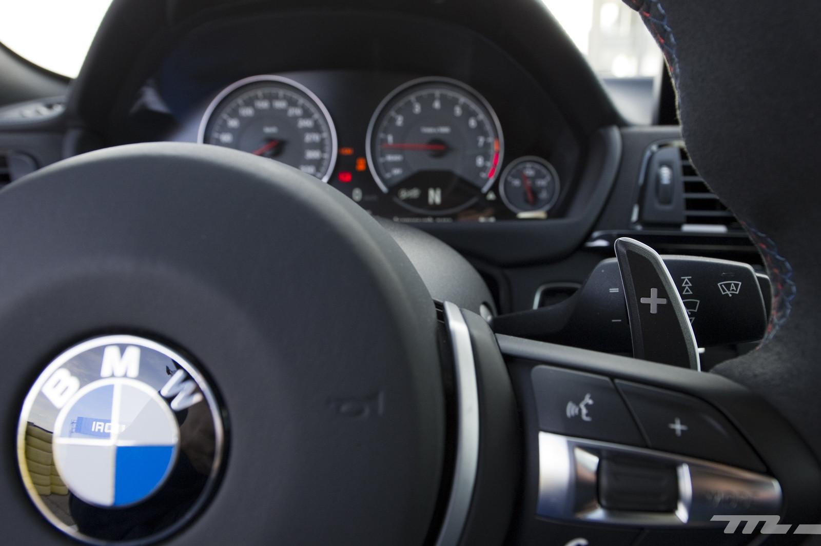 BMW M4 GTS (Prueba)