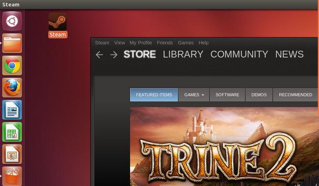 Steam para Linux en Ubuntu