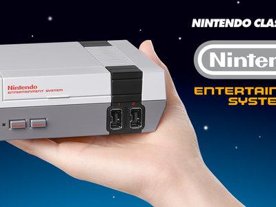 Regresan los 80 con la Nintendo Classic Mini por 56,99 euros