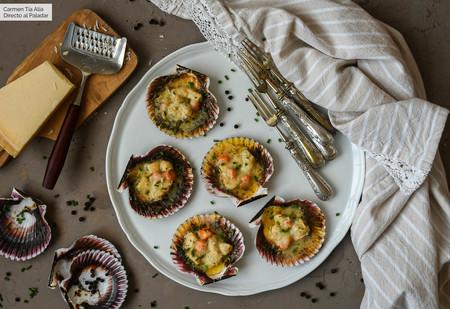 Receta de vieiras a la Parmesana, el aperitivo de Navidad más fácil y sabroso listo en 15 minutos