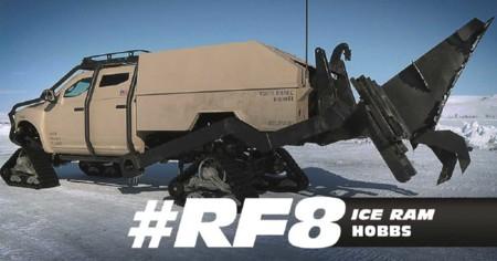 F8 Ice Ram