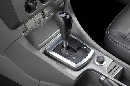 "Powershift, el ""DSG"" de Ford"