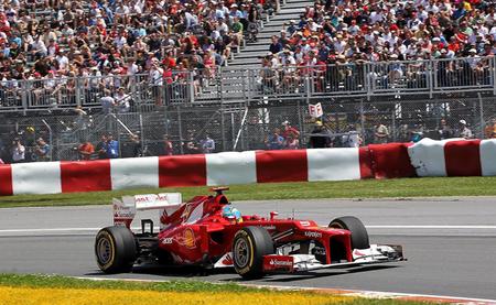 Fernando Alonso Canadá 2012