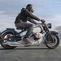 La mítica BMW R7 viaja al siglo XXI y se moderniza con Nostalgia, una moto de 44.300 euros y 110 CV