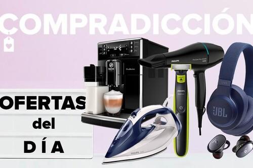 17 ofertas del día y bajadas de precio en Amazon: ahorra en auriculares JBL y Anker o en pequeño electrodoméstico y cuidado personal Rowenta y Philips