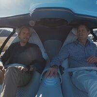 ¡Sin volante! El espectacular Mercedes-Benz Vision AVTR Concept muestra en vídeo cómo se conduce este futurista coche eléctrico