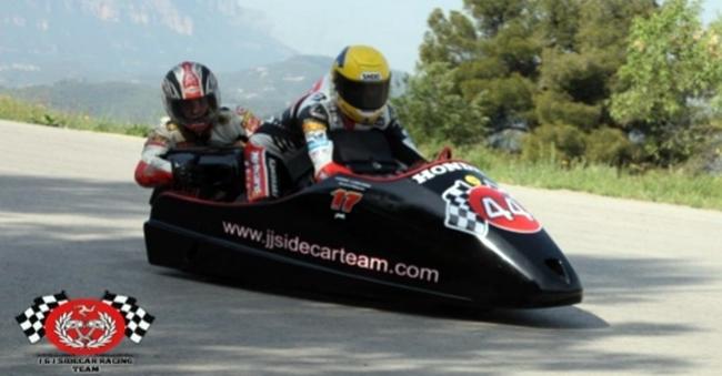 JJ sidecar team