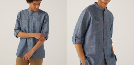 Camisa Lino Mao 2