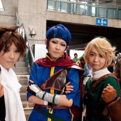 Foto 127 de 130 de la galería cosplay-tgs-2011 en Vida Extra