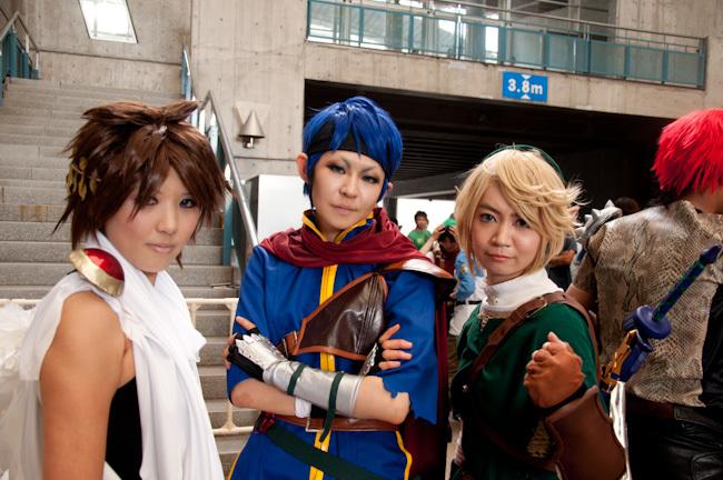 Foto de Cosplay TGS 2011 (127/130)