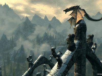 Para los que no lo creían posible, The Elder Scrolls V: Skyrim llegará a Nintendo Switch