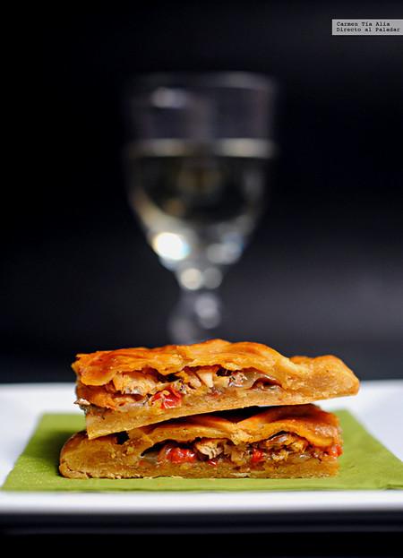 Empanada Gallega De Sardinillas