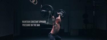 Encuentra tus debilidades con la Over Head Squat