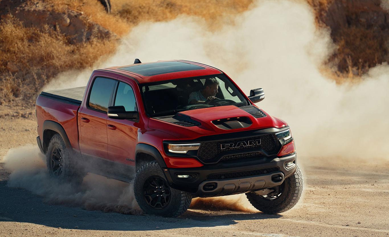 2021 Ram 1500 Hellcat Diesel New Review