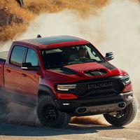 ¡Irracional! La RAM 1500 TRX es la pick-up más bestia de la historia con 712 CV y un 0-100 km/h en menos de cinco segundos