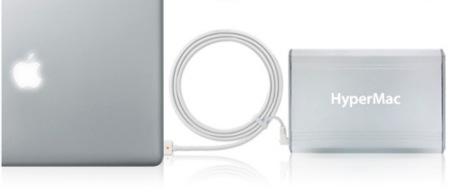 HyperMac, baterías externas para el MacBook