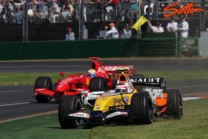 La carrera de Kovalainen fue una basura