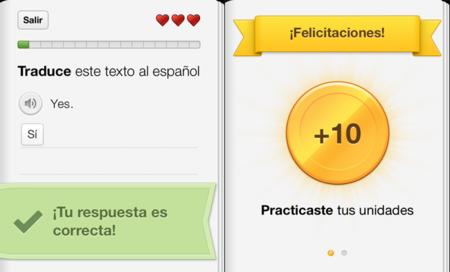 Duolingo para iOS