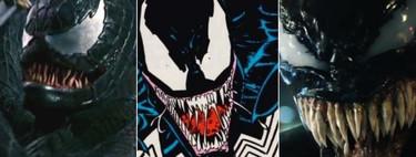 Guerra de simbiontes: comparamos a fondo y elegimos el mejor de los Venom del cine