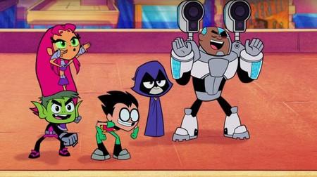 Tráiler de 'Teen Titans GO! To The Movies': los jóvenes titanes se ríen de las películas de superhéroes (y de sí mismos)
