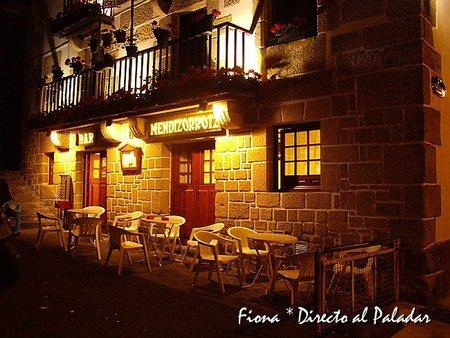 Restaurante Mendizorrotz, buenas raciones en San Sebastián-Donostia