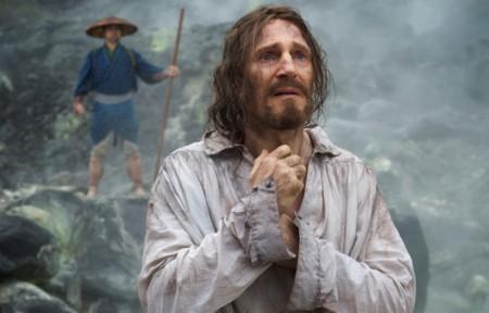 Liam Neeson en Silence