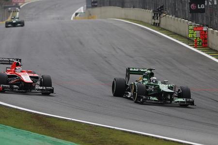 Tres asientos libres para la F1 de 2014
