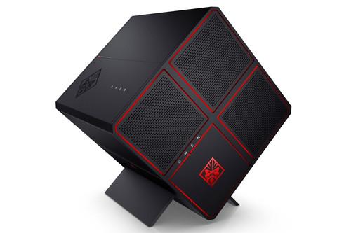 HP apunta hacia los jugadores más exigentes: en su cubo encontrarán el mejor diseño por dentro y por fuera