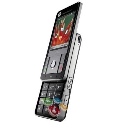 Motorola ZN300, primeras imágenes