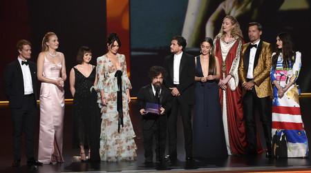 Juego De Tronos Premios Emmy 2019 Mejor Drama