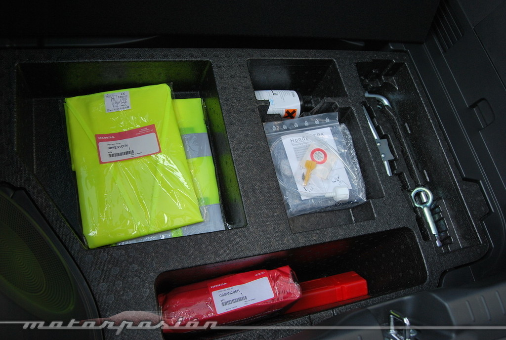 Foto de Honda CR-Z (presentación) (51/51)