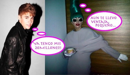 Believers vs. Little Monsters, la guerra de los followers