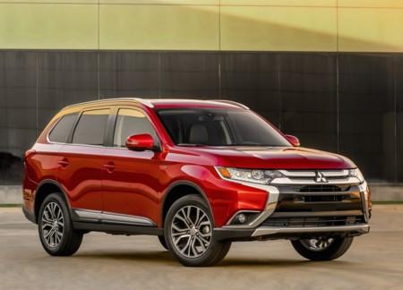 Mitsubishi Outlander 2016: Precios, versiones y equipamiento en México