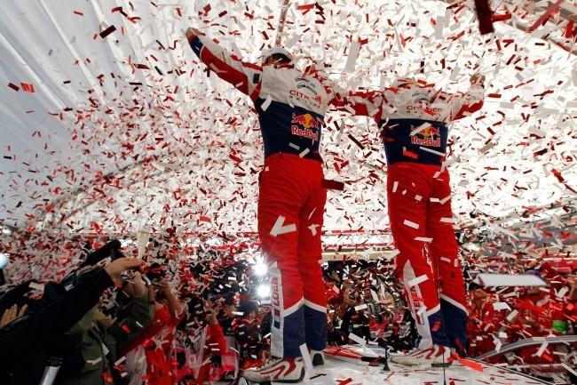 Elfyn Evans y Craig Breen, ganadores de la WRC Academy