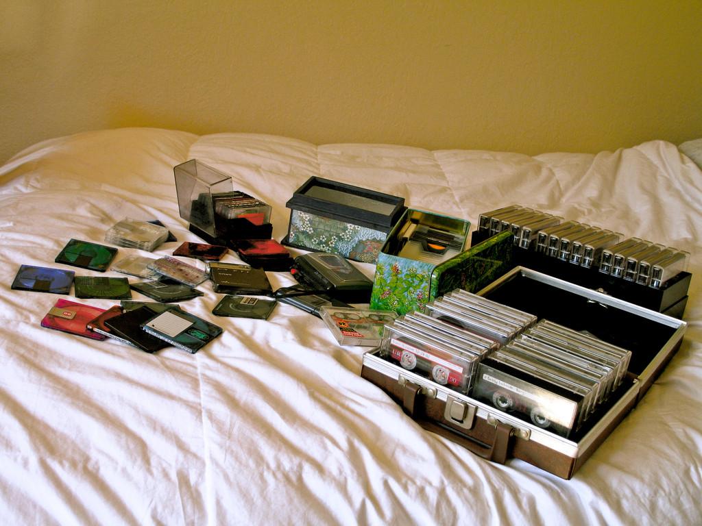 minidisc cassette