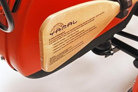 El remo de Yamal