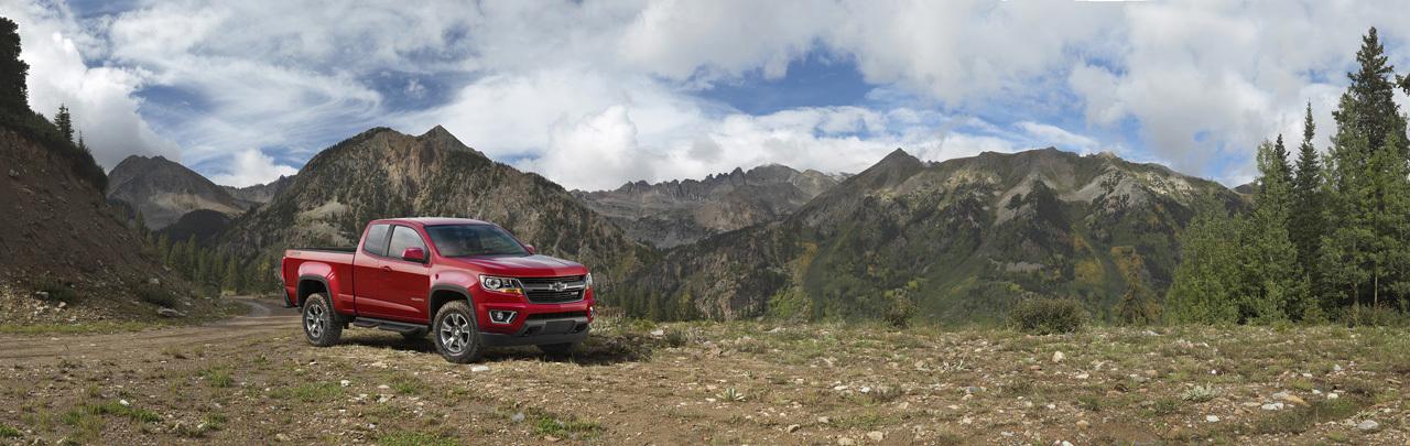 2015 Chevrolet Colorado Z71 Trail Boss Edition