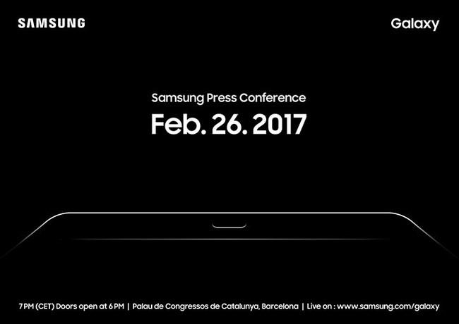 Galaxy Tab S3 Presentazione
